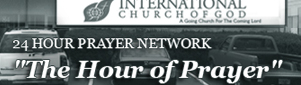 24 Hour Prayer Network